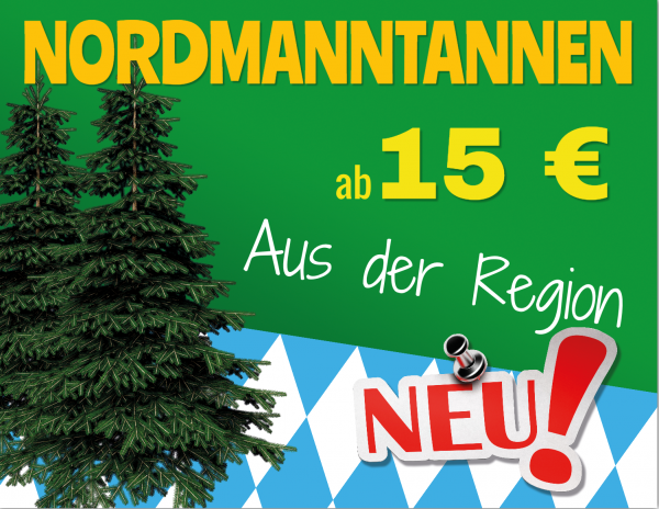 Christbaumverkauf | Banner für Weihnachtsbäume | Weihnachtsbaumverkauf Banner |