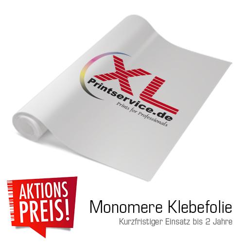 Klebefolie monomer | Aufkleber | Klebefolien | Selbstklebende Folie | Schaufensterfolie