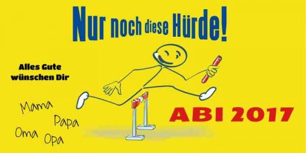 ABI-Banner | Abi Banner | Banner zum Abitur | Abibanner online selbst entwerfen und gestalten | Abi Banner günstig drucken lassen |