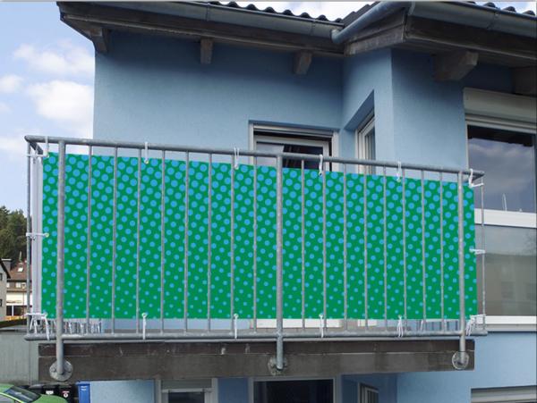 Balkonblickschutz | Balkonsichtschutz | Balkon-Blickschutz | Balkon-Sichtschutz | Sichtschutz | Balkonverkleidung | Banner für Balkon |