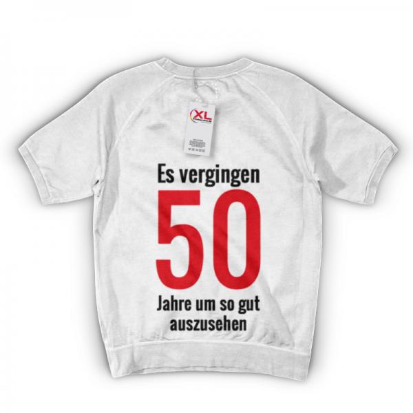 T-Shirt zum Geburtstag mit Geburtstagsspruch Motiv 3