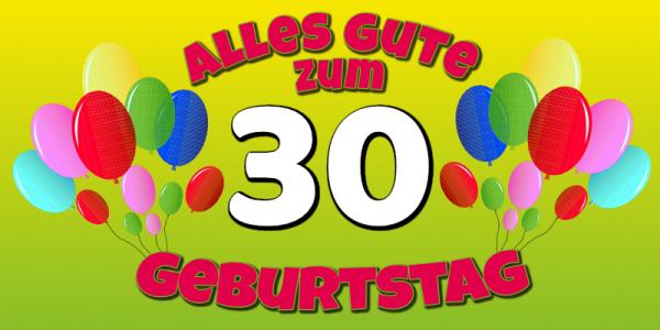 Zum 30 was The 30th