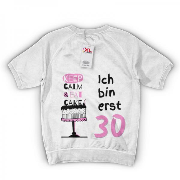 Geburtstagsshirt mit Name und Spruch Motiv 2
