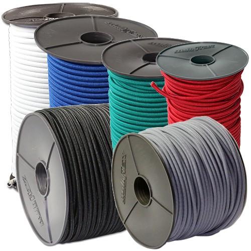 Expanderseile 8mm - 100 Meter auf Rolle in verschiedenen Farben