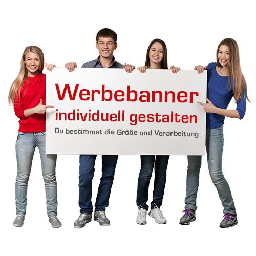 Werbebanner | Banner | PVC-Banner | PVC-Plane | Online selbst gestalten | Bannerplane | Werbe-Banner | PVC-Planen |