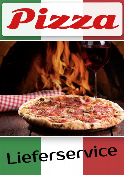 Pizzaplakat | Pizzaposter | Pizza Plakat | Pizza Poster | Kostenlose Druckvorlagen |