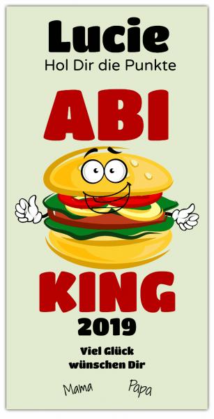 Abibanner | Abi King | Abiplakat | Abiplakate | Abi Banner drucken | Abibanner gestalten | Abi |